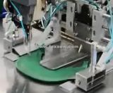 Máquina de costura do teste padrão automático para a viseira dos tampões