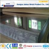 Feuille d'acier inoxydable de solides solubles 201