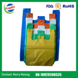 Полиэтиленовые пакеты печатание, мешок несущей тельняшки покупкы, мешок почты, Die-Cut залатанный мешок, мягкий мешок несущей петли и мешок PP Self-Adhesive
