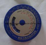 Рулетка рулетки круглой формы BMI Gitf