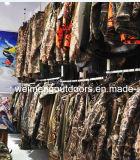 De openlucht het Beklimmen van de Jacht Waterdichte Jasjes van Camo van de Camouflage. Wm001