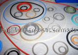 Joint circulaire en caoutchouc personnalisé par qualité (OR58)