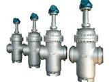 Válvula de porta da laje do aço de molde do API 6D para o oleoduto