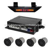 積み込み、SUV、MPVのバン、LED表示3インストール位置のための駐車センサー