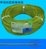 Cavo & fune standard della gomma di silicone di UL3135 America