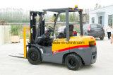 O caminhão de Forklift Diesel de 3.0 toneladas gosta do caminhão de pálete elétrico do Forklift