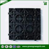 Chauffage d'étage radiant noir de Hydronic de qualité en hiver