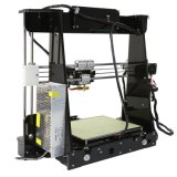 Stampante da tavolino di Anet A8 Fdm DIY 3D con il Leveler automatico