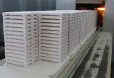 Túnel-Tipo horno de sinterización de la correa del acoplamiento para los componentes electrónicos