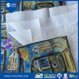 Progettare i tovaglioli per il cliente di carta operati stampati