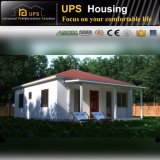 より安い価格の休日の鉄骨フレームのプレハブの家をインストールすること容易