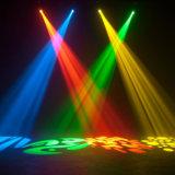 Indicatore luminoso capo mobile 1*10W del mini LED del Gobo della fase del punto fascio chiaro dell'indicatore luminoso LED