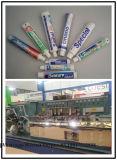 Tubo laminado de Pharmaceutial del Aluminio-Plástico y del plástico que hace la máquina