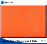 SGS 기준 (순수한 색깔)를 가진 싱크대 탁상용을%s 다채로운 석영 돌