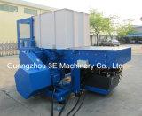 セリウムWtb40120が付いている機械のリサイクルのHDPEのバレルShredder/HDPEのバレルの粉砕機