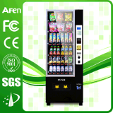 Bill Coin Operated Vending Machine da vendere Snacks e Drinks