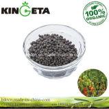 Fertilizzante granulare del carbone di legna di Kingeta del condizionatore di bambù del terreno