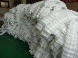 Sommier Pocket emballé par mousse de tissu de lavande pour l'usage à la maison