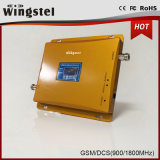 Двойная ракета -носитель сигнала GSM 4G Lte репитера сигнала полосы передвижная