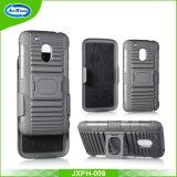 TPU+Plastic Mobiltelefon-Kasten für Moto G4