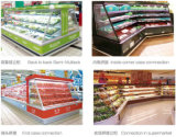 Semi-Multideck avanzado Showcase para Supermarket