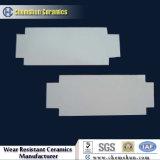 Tuiles ordinaires en céramique d'alumine d'industrie de Chemshun/plaque résistante à l'usure d'alumine