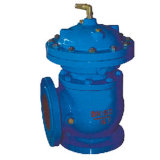 Diaphragm Hydraulic/Pneumatic Quick Open Sludge Valve (JM744X,JM644X)