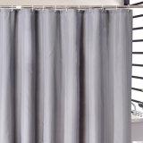 Umweltfreundlicher gedruckter Polyester-Gewebe-Badezimmer-Duschvorhang (17S0058)
