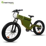 Bafang motorizó la bicicleta eléctrica del neumático gordo