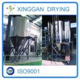凝集剤のための環境の噴霧乾燥器