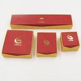 Umweltfreundlicher Papppackpapier-Kasten für Schmucksachen (J28-E)
