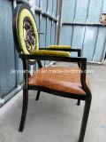 Stackable подлокотник банкета трактира гостиницы обедая стулы оптом (JY-F54)