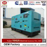 Weichai 단 하나 삼상 침묵하는 전기 디젤 엔진 발전기는 놓았다 (12-1000kw)