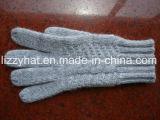 Высокое качество Ангора способа/шарф шерстей связанный кабелем