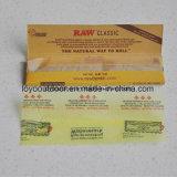 Rohes rauchendes Hanf-Walzen-Papier des Walzen-Papier-100% natürliches