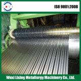 Hydraulisch Roestvrij staal dat de Scherpe Machine van de Lijn voor Verkoop scheurt