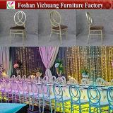 Canal blanco de Chiavari que cena la silla para el hotel y el banquete y Wedding (YC-A241)