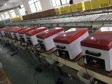 Congélateur de réfrigérateur de refroidissement de véhicule de compresseur de C.C