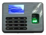 Atención biométrica del tiempo de la huella digital de la tarjeta de Zkteco ID/IC similar con K40 (TX628)