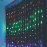 Dynamisches schneidenes Wasserfall-Licht des Effekt-LED