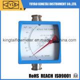 Compteur de débit liquide de Tri-Bride métallique de tube