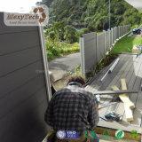 Zaun UVdes widerstand-Australien-Art-im Freien Garten-Privatleben-WPC