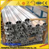 Custom Aluminum Extrusões para V&#160 industrial; Slot Aluminum Perfil
