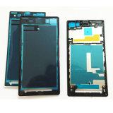 소니 Xperia Z1 L39h C6903 전면 홈 주거 LCD 프레임을%s