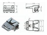 日本鈴木Stenter機械は二重目的Pinクリップ、鎖、単一の目的Pinのホールダーを分ける