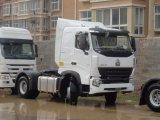 Sinotruk HOWO A7 4X2のレッカー車のトラクターのトラック
