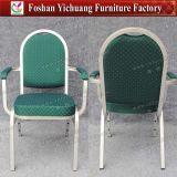 새로운 디자인 연회 호텔 알루미늄 팔 의자 (YC-ZL13-14)
