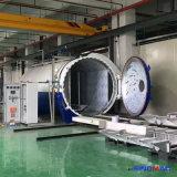 2850X5000mm ASME verklaarden de Volledige Autoclaaf van het Glas van de Automatisering Industriële