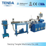 Tsh-30 Materieel Plastiek PP/PC/PE/PVC die de Enige Extruder van de Schroef korrelen
