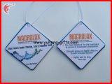 Advertizing (YH-AF056)のための薬Bottle Design Hanging Air Freshener Wholesale